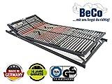 BeCo Tech Ultraflach 140 x 200 cm, Kopf- und Fußteilverstellung