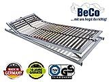 BeCo Starflex 100 x 200 cm, Kopf- und Fußteilverstellung