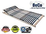 BeCo Dura-Flex 90 x 200 cm, Kopfteilverstellung