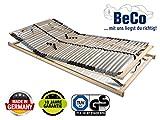 BeCo Premium 42 90 x 200 cm, Kopf- und Fußteilverstellung