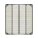 i-flair Lattenrost Ortho 160x200 cm Lattenrahmen mit 28 Holzleisten je Seite mit stabilen...